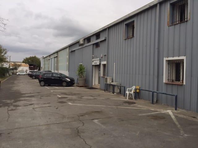 Location entrepôt et bureaux – ZI LES PALUDS – A louer 13400 Aubagne